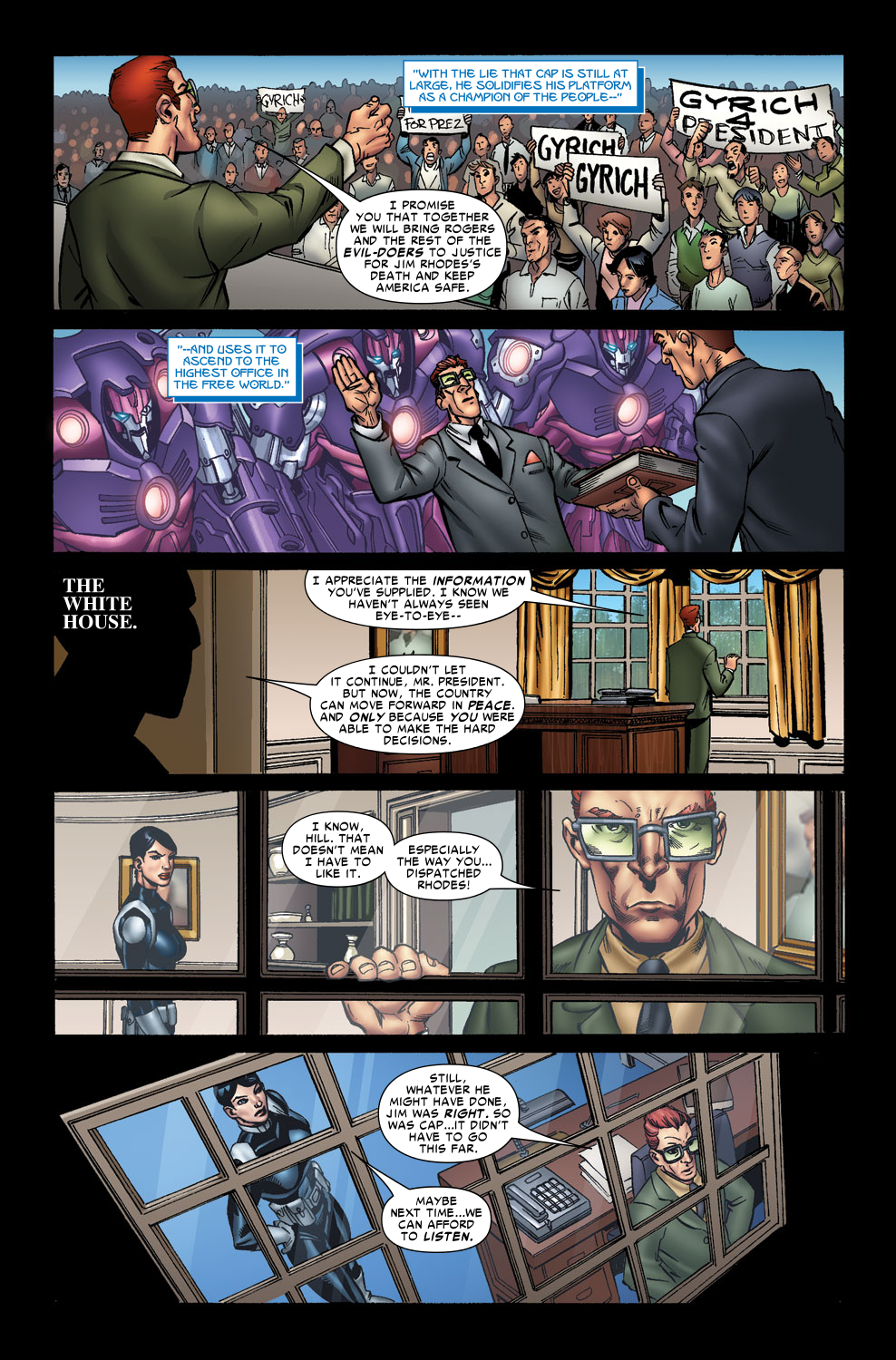 What If? Civil War issue Full - Page 29