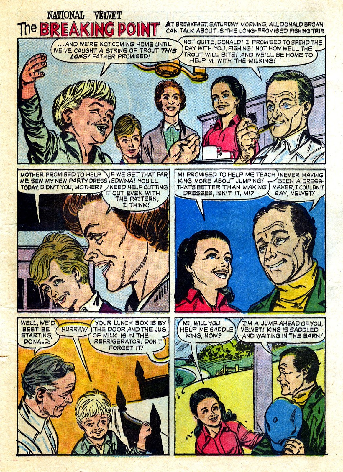 Four Color Comics issue 1195 - Page 24