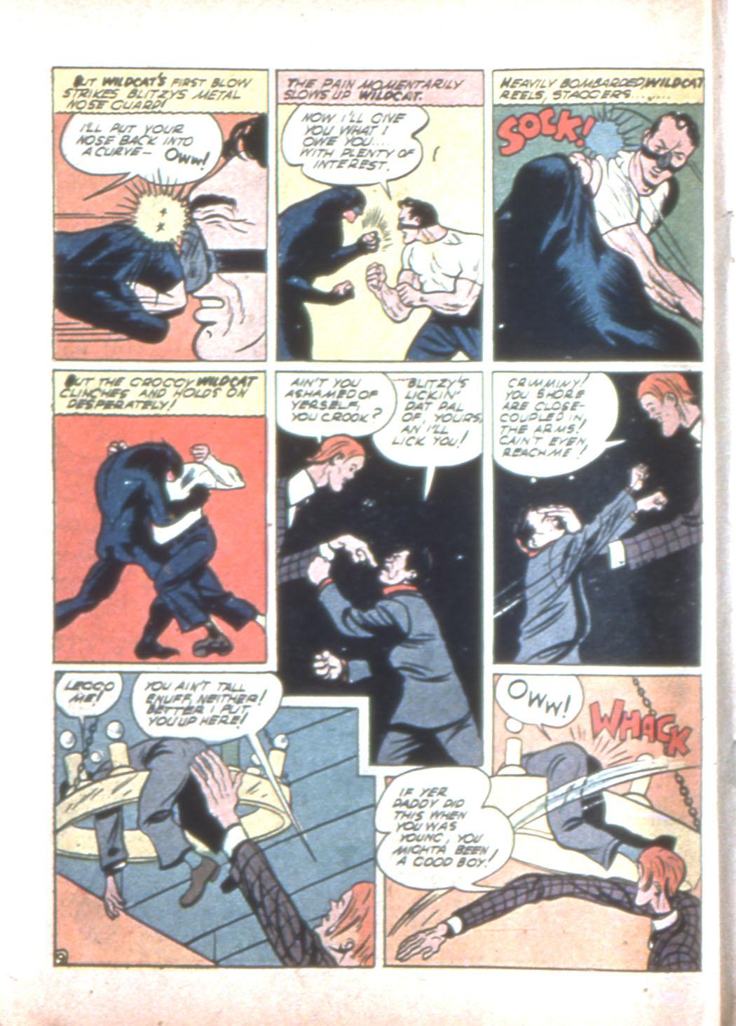 Read online Sensation (Mystery) Comics comic -  Issue #11 - 64