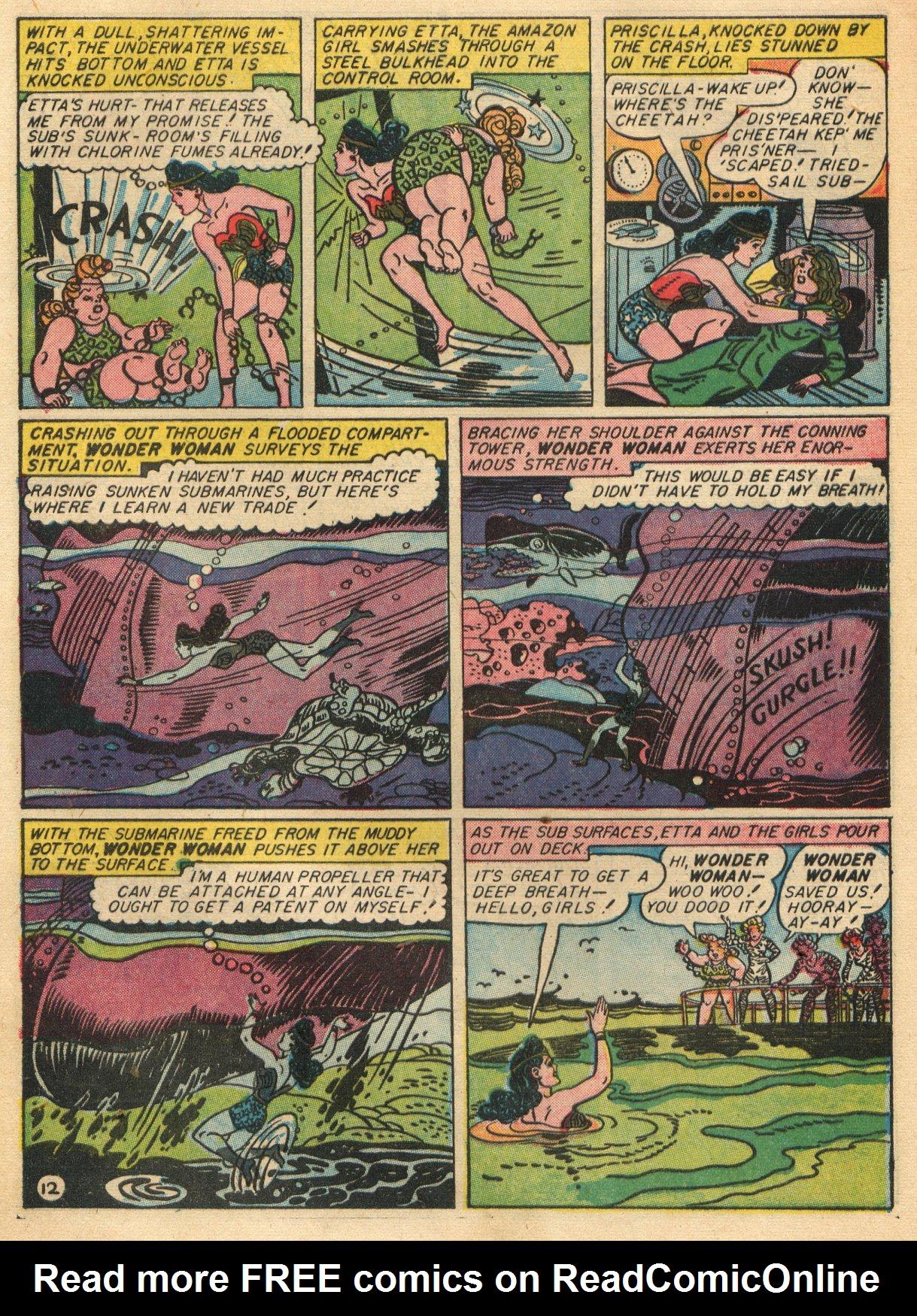Read online Sensation (Mystery) Comics comic -  Issue #22 - 14