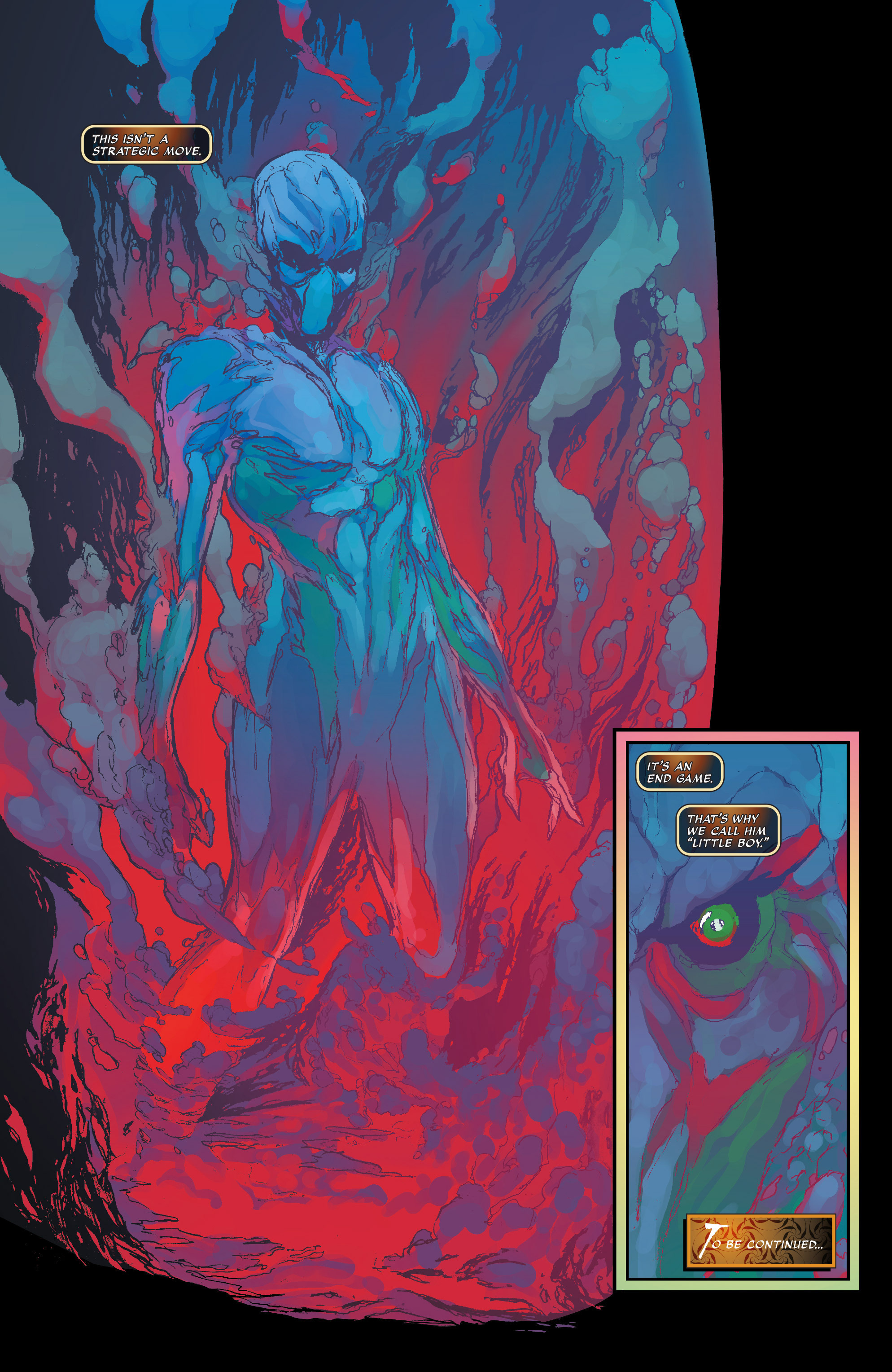 Read online Aspen Universe: Revelations comic -  Issue #3 - 23