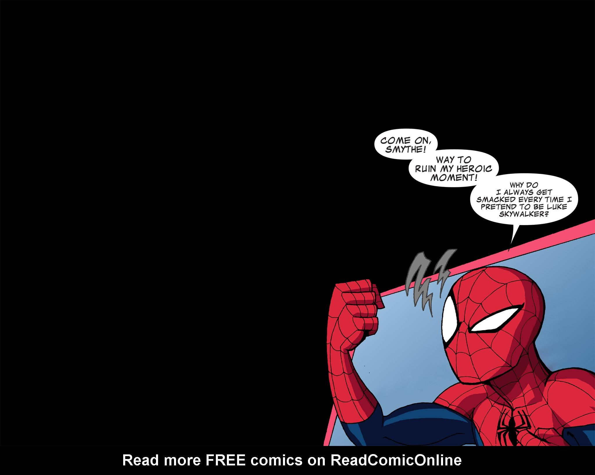 Read online Ultimate Spider-Man (Infinite Comics) (2015) comic -  Issue #6 - 20