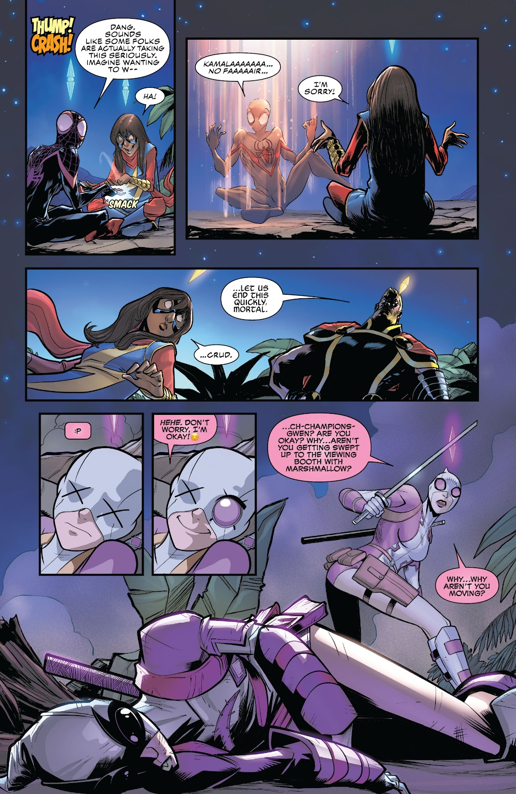 Gwenpool Strikes Back issue _TPB - Page 86