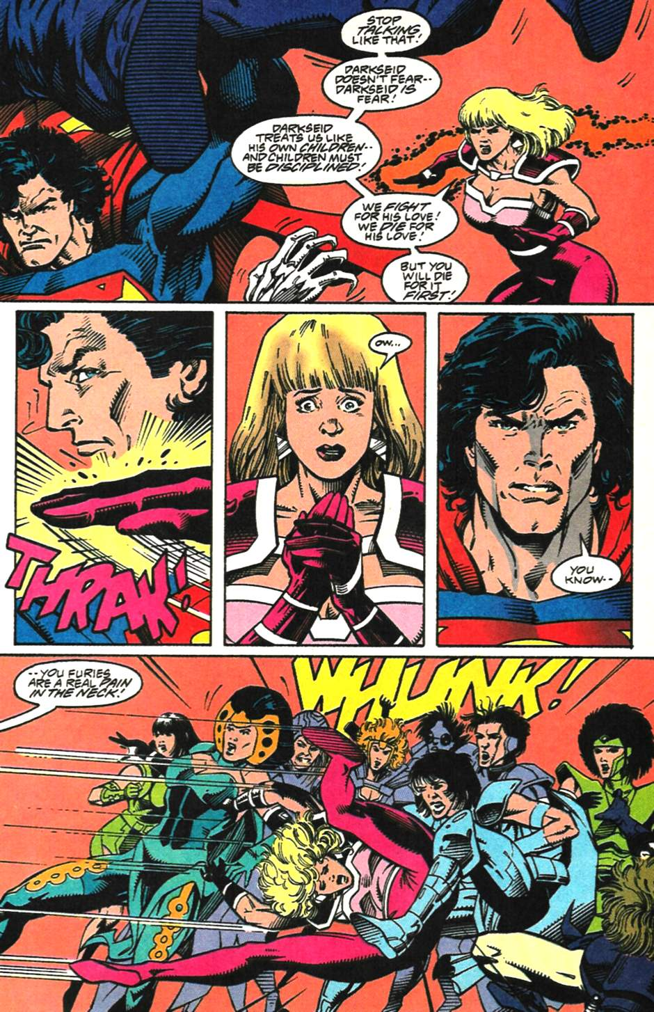 Read online Adventures of Superman (1987) comic -  Issue #518 - 9