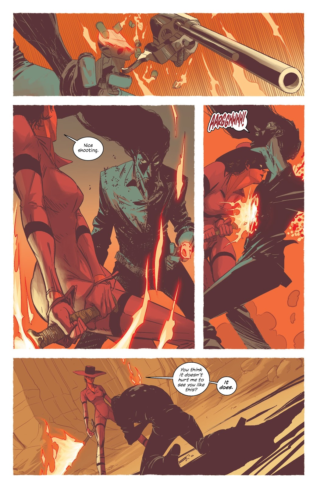Read online East Of West comic -  Issue #42 - 20
