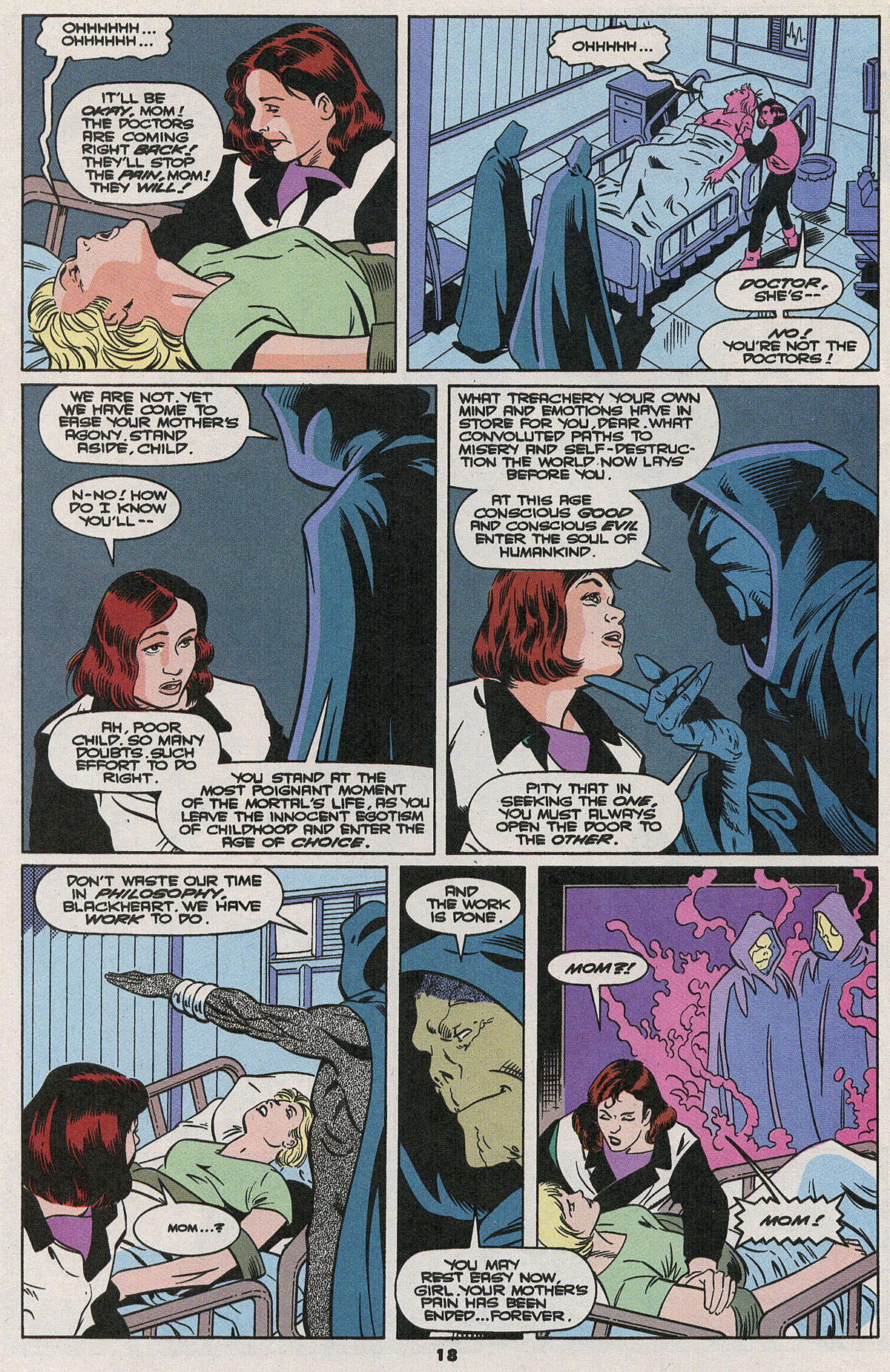 Read online Wonder Man (1991) comic -  Issue #23 - 14