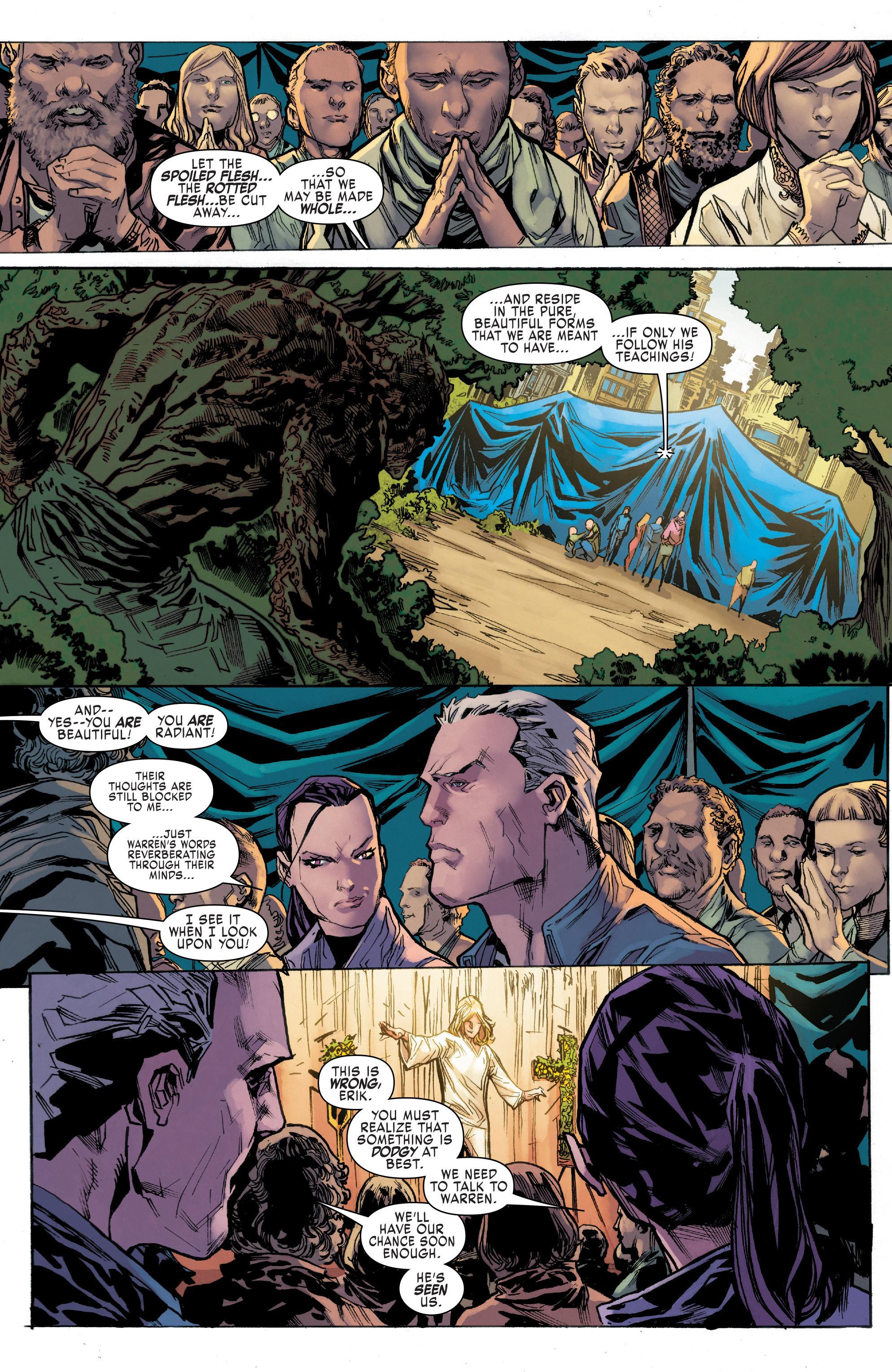 Read online Uncanny X-Men (2016) comic -  Issue #7 - 7