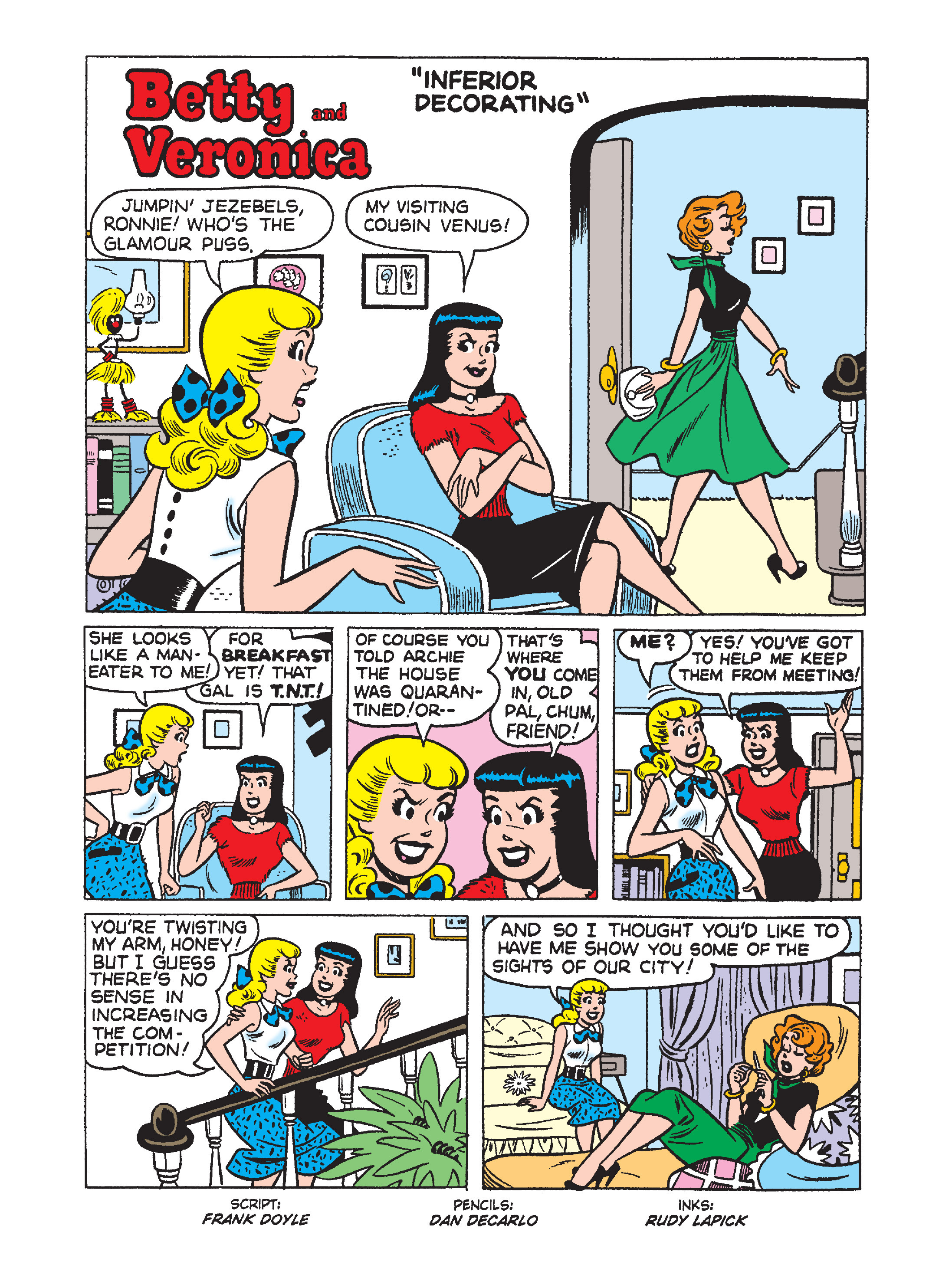 Read online Archie 1000 Page Comics Bonanza comic -  Issue #2 (Part 2) - 103