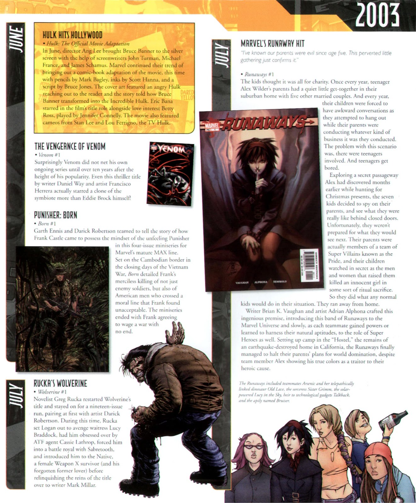 Read online Marvel Chronicle comic -  Issue # TPB (Part 3) - 93