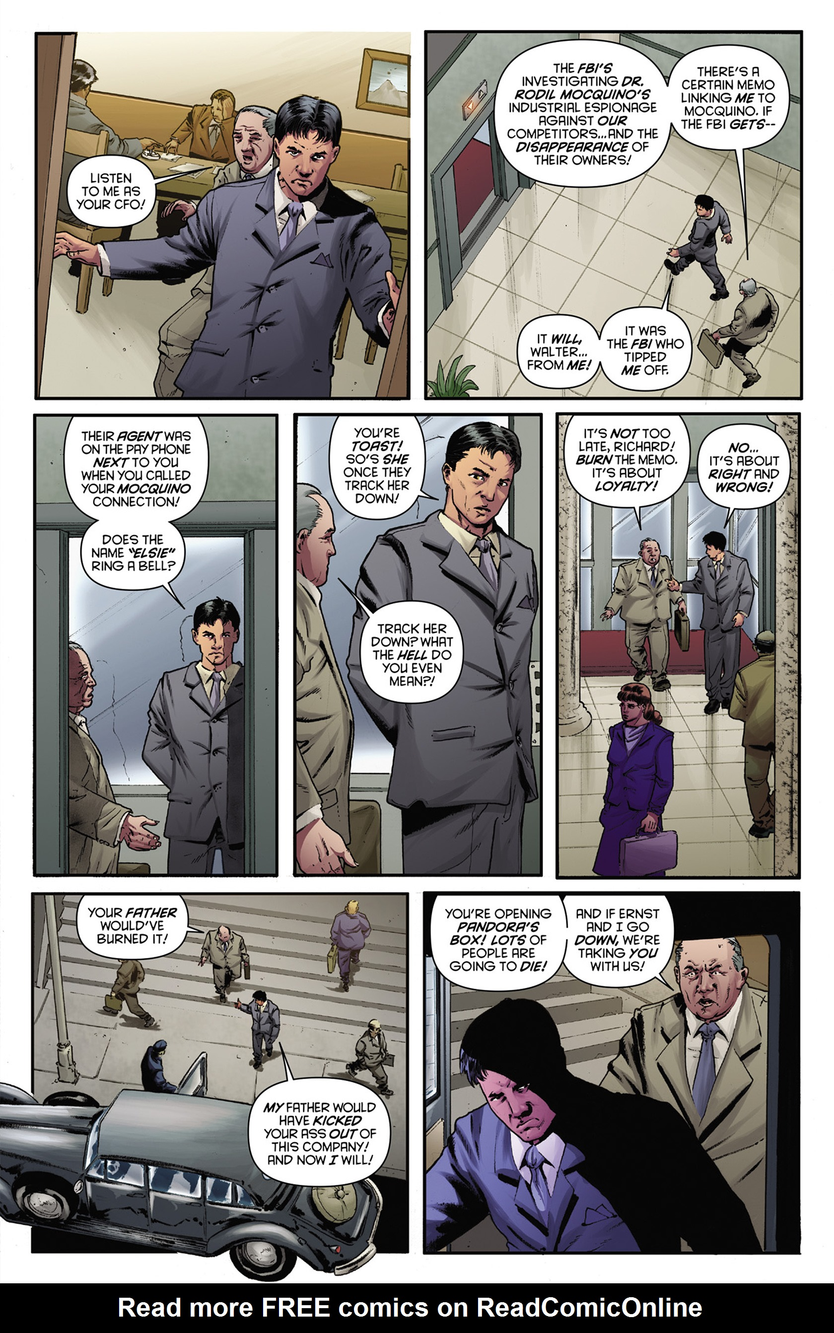 Read online Justice, Inc. comic -  Issue #1 - 13