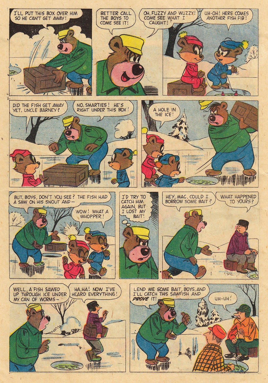 Tom & Jerry Comics issue 160 - Page 20