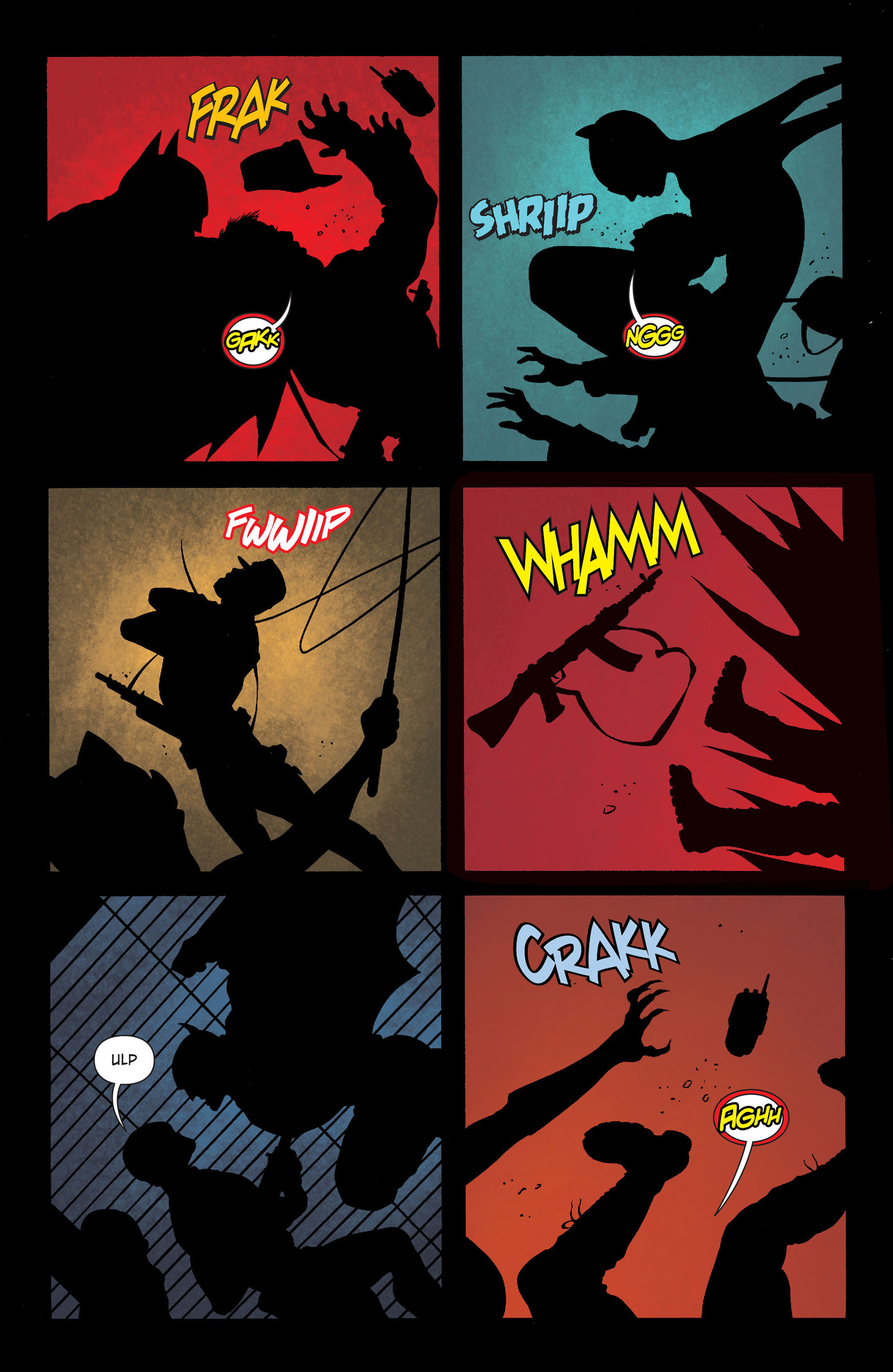 Read online Batman and Robin (2011) comic -  Issue #22 - Batman and Catwoman - 12
