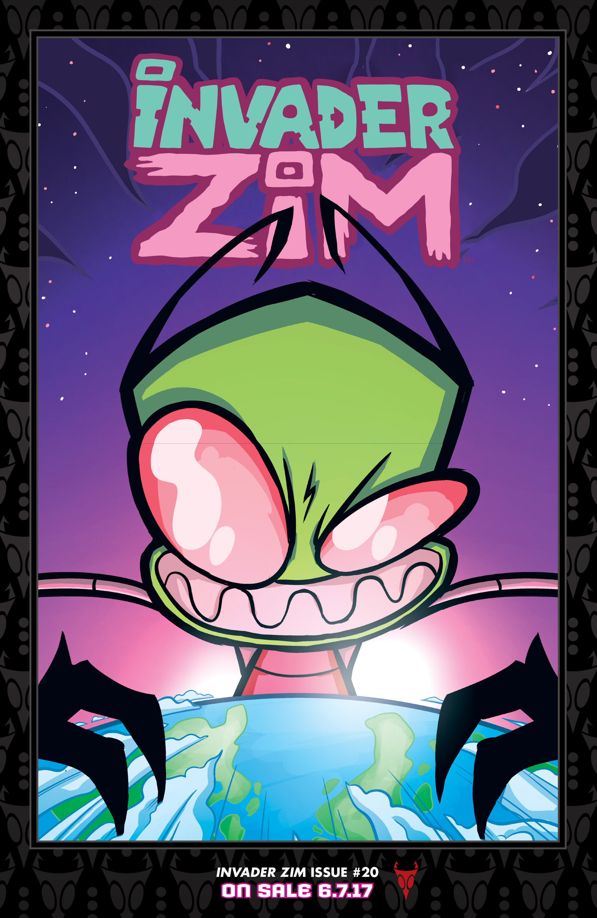 Read online Invader Zim comic -  Issue #19 - 24