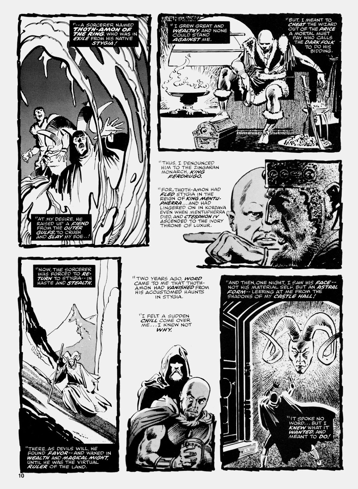 Conan Saga Issue 27 | Viewcomic reading comics online for