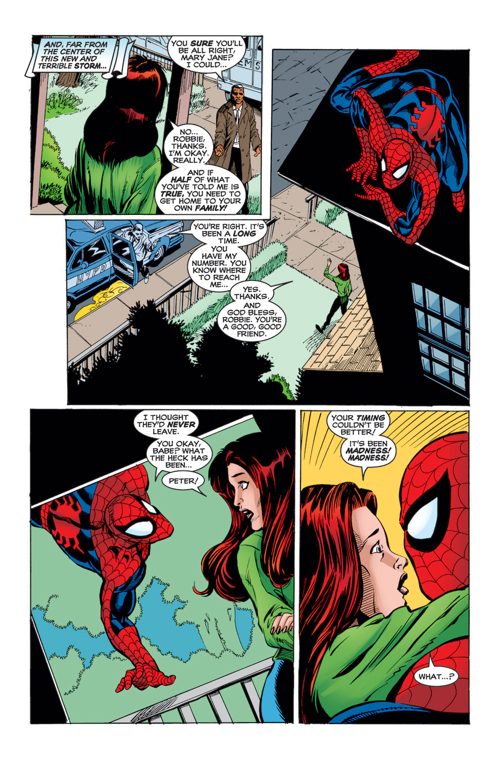 The Amazing Spider-Man (1963) 441 Page 20