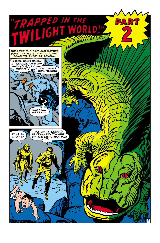 Read online Amazing Adventures (1961) comic -  Issue #3 - 9