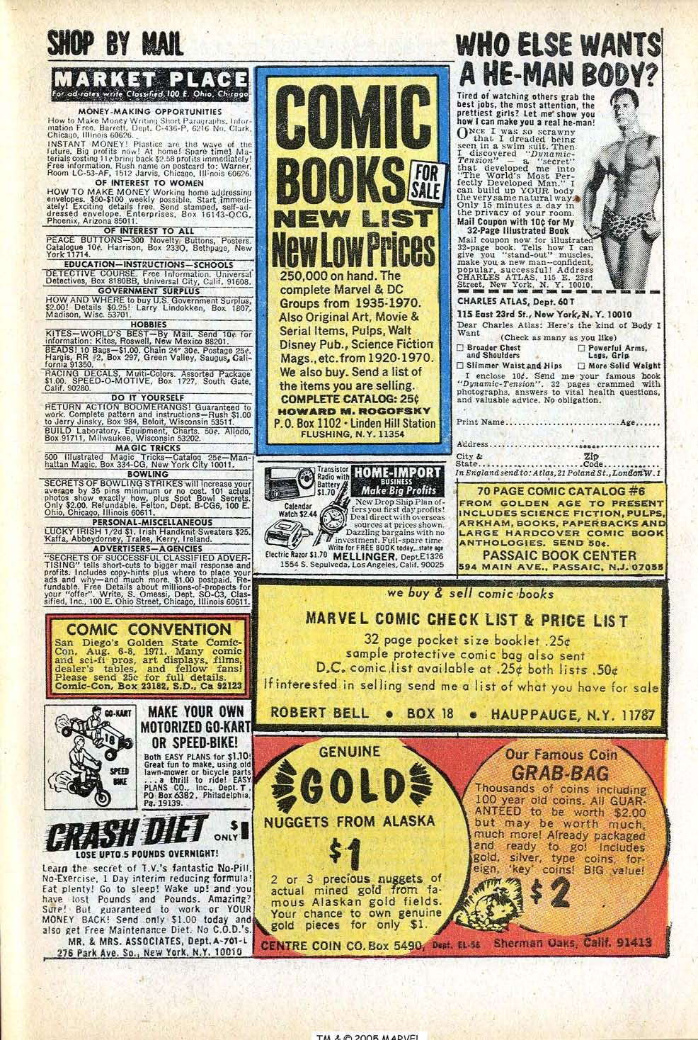 Uncanny X-Men (1963) issue 71 - Page 31