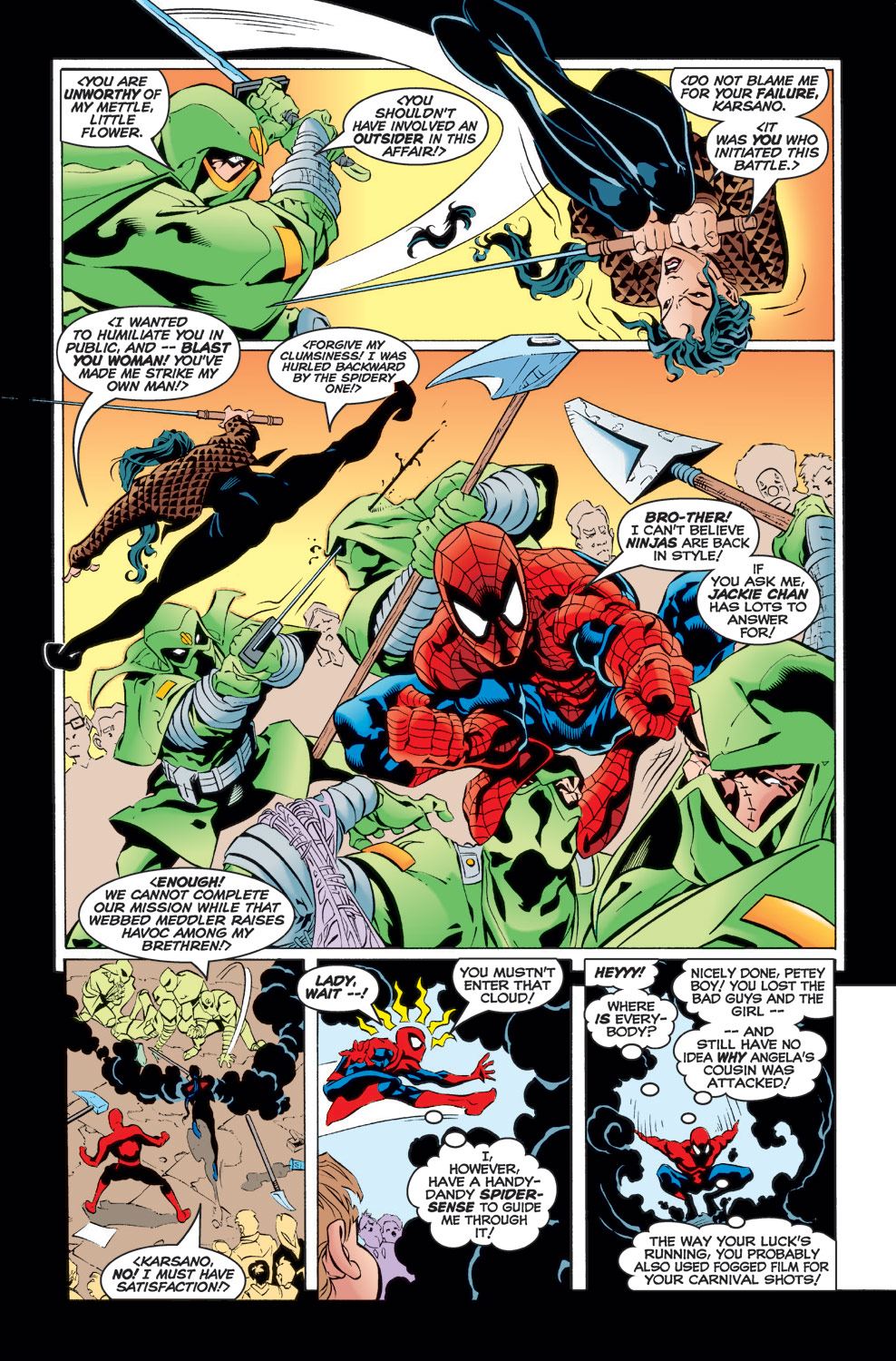 The Amazing Spider-Man (1963) 421 Page 5