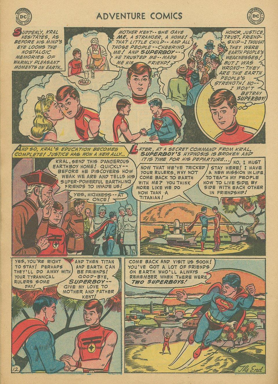 Read online Adventure Comics (1938) comic -  Issue #205 - 15