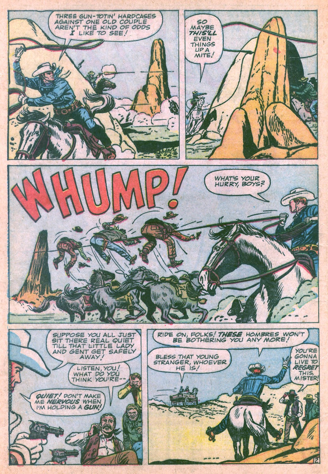 The Rawhide Kid (1955) issue 36 - Page 4