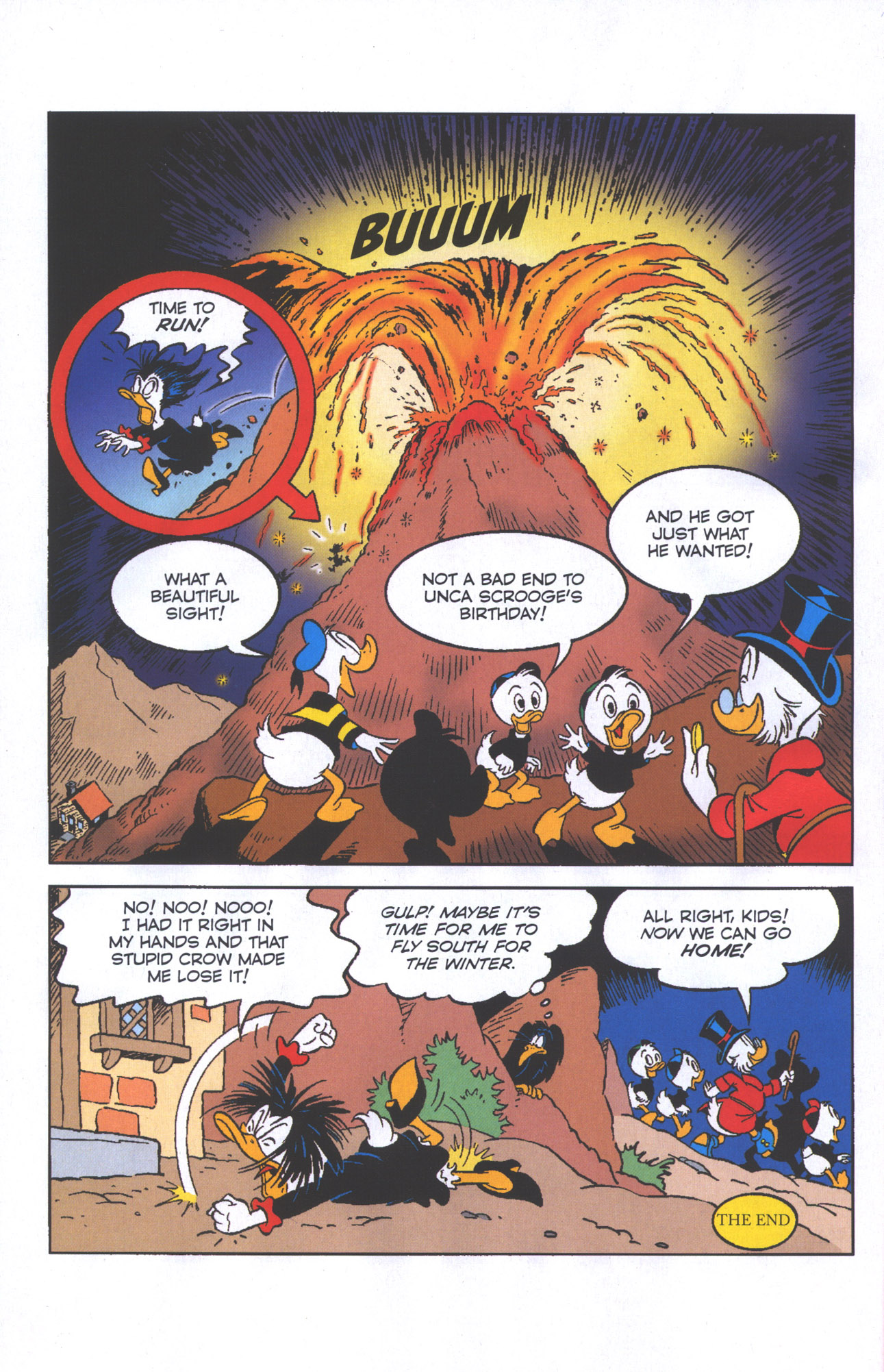 Read online Uncle Scrooge (1953) comic -  Issue #387 - 27