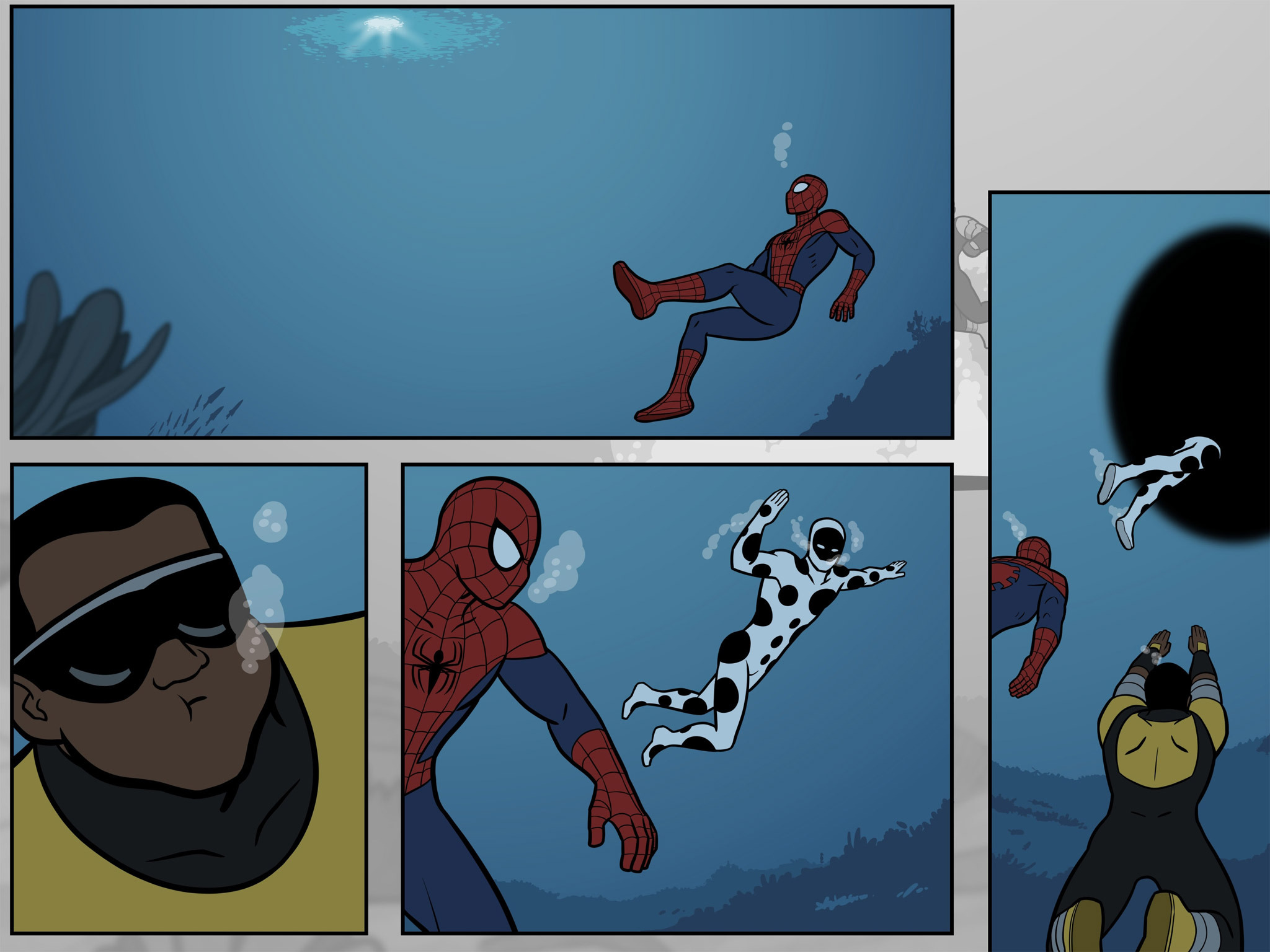Read online Ultimate Spider-Man (Infinite Comics) (2015) comic -  Issue #11 - 19