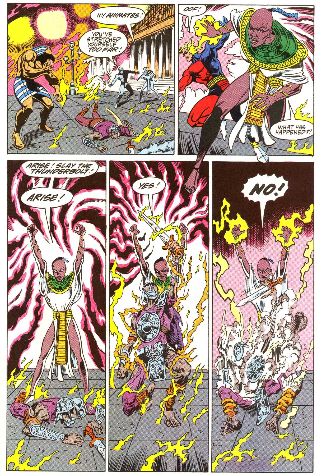 Read online Peter Cannon--Thunderbolt (1992) comic -  Issue #4 - 20