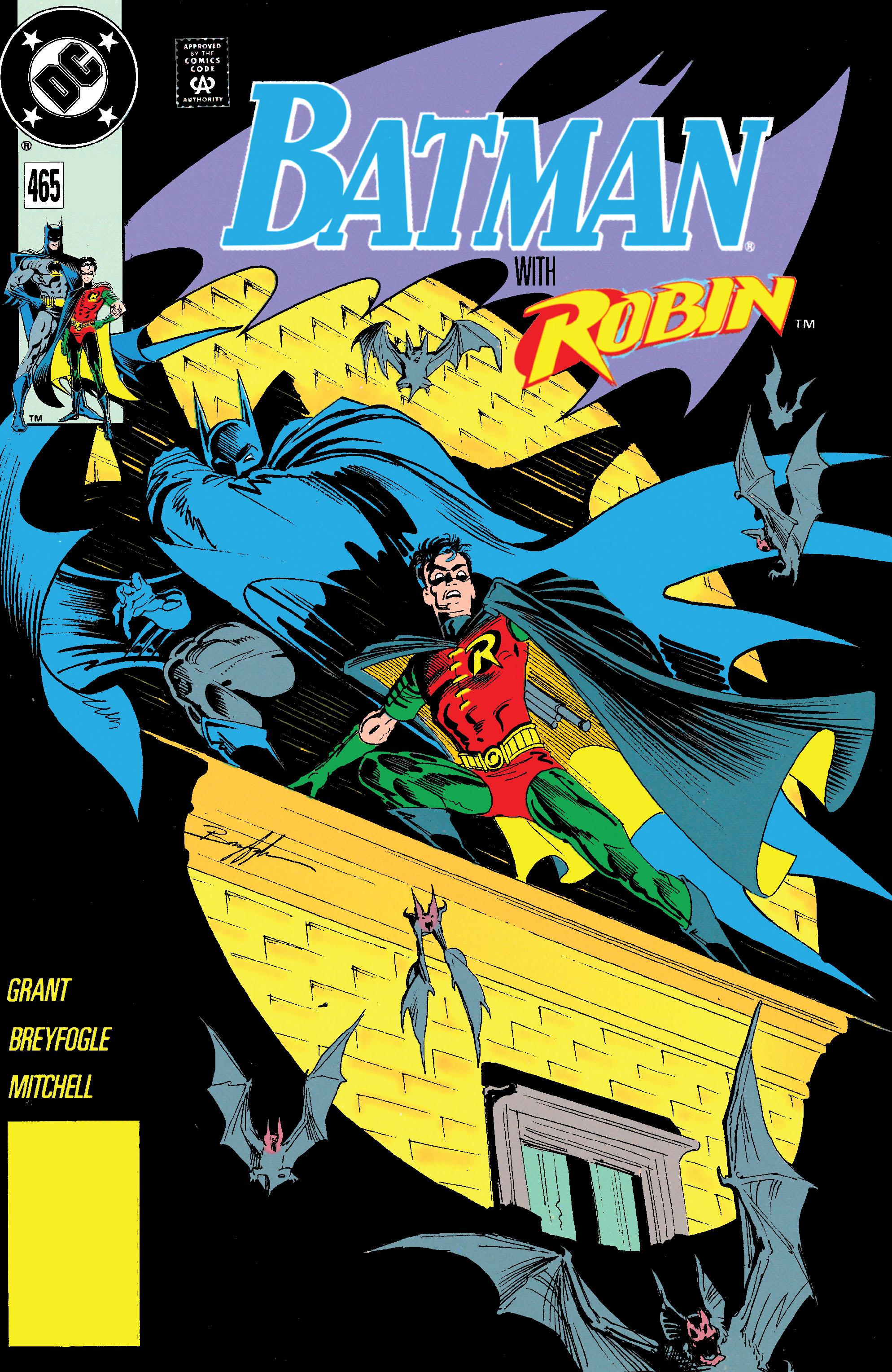 Batman (1940) 465 Page 1