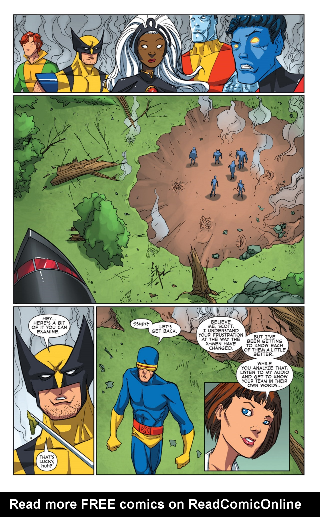 Read online Uncanny X-Men: First Class Giant-Size Special comic -  Issue # Full - 14
