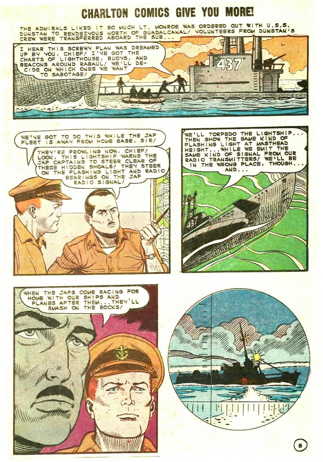 Read online Fightin' Navy comic -  Issue #120 - 11