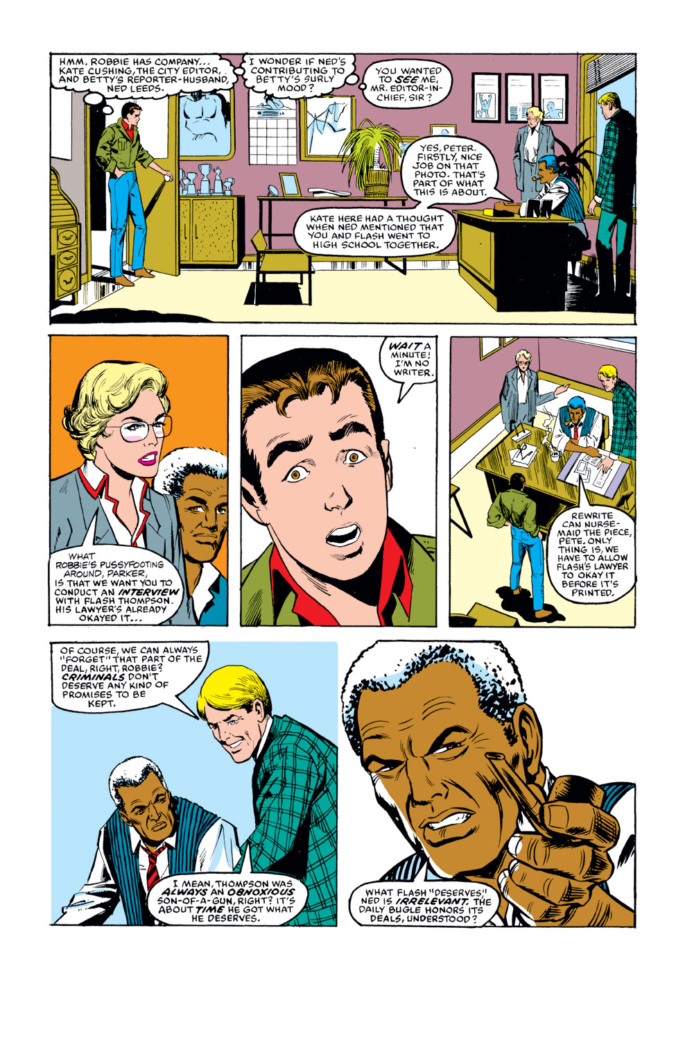 The Amazing Spider-Man (1963) 278 Page 4