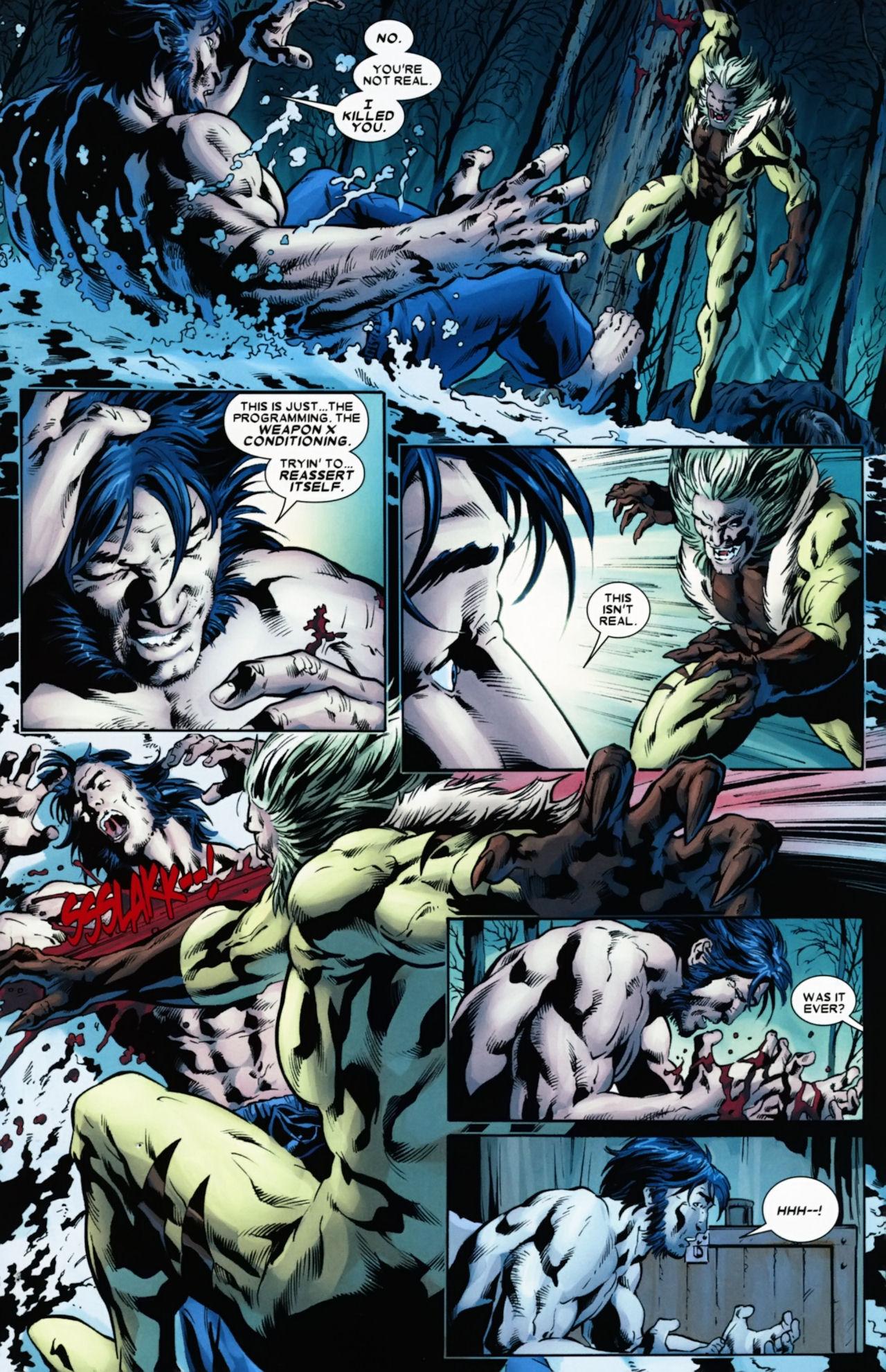 Read online Wolverine: Origins comic -  Issue #49 - 14