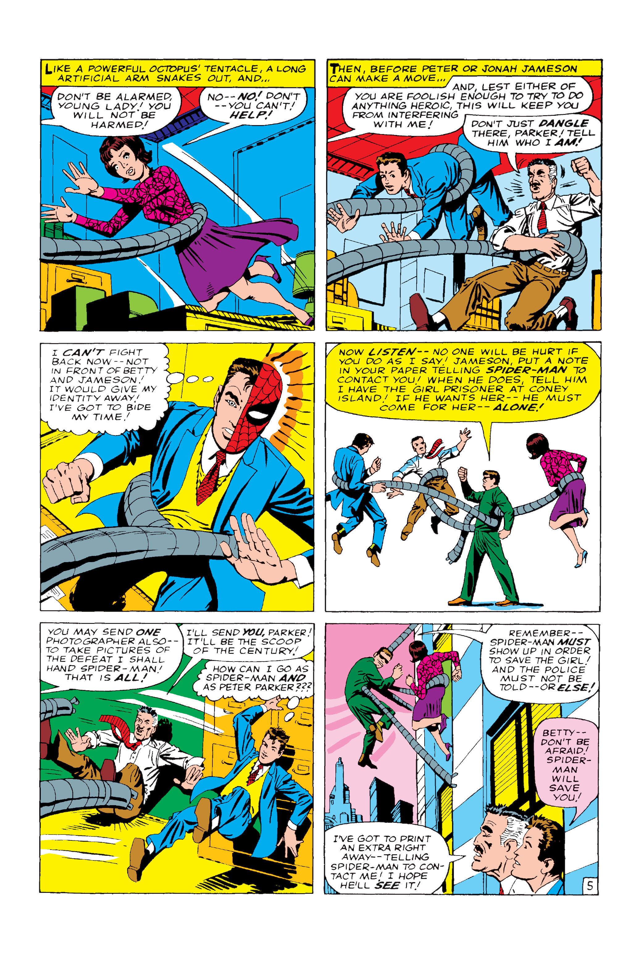The Amazing Spider-Man (1963) 12 Page 5