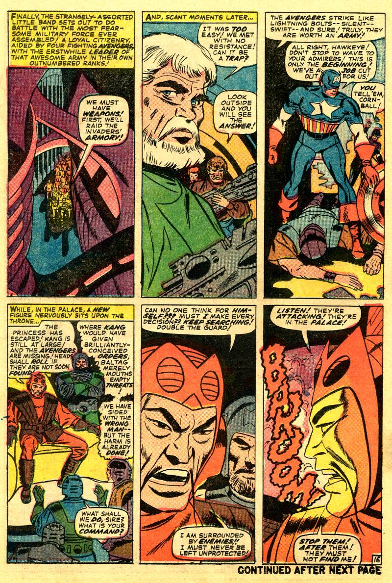 The Avengers (1963) 24 Page 16