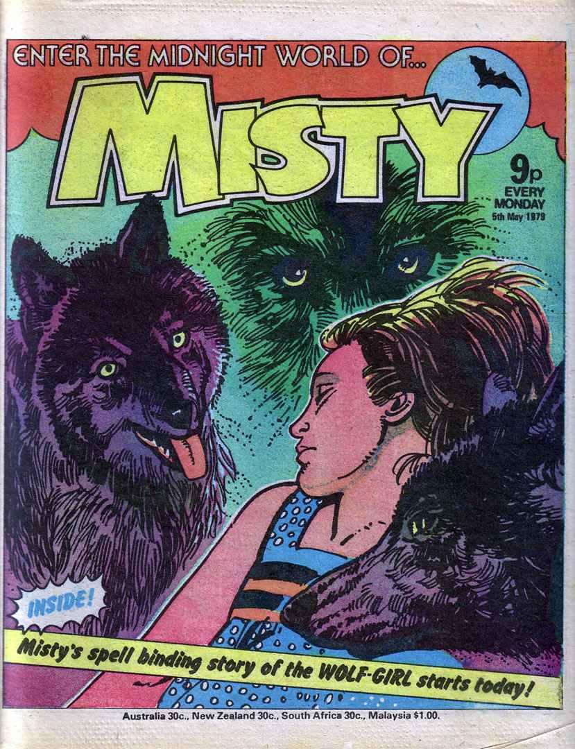 Misty (1978) 65 Page 1