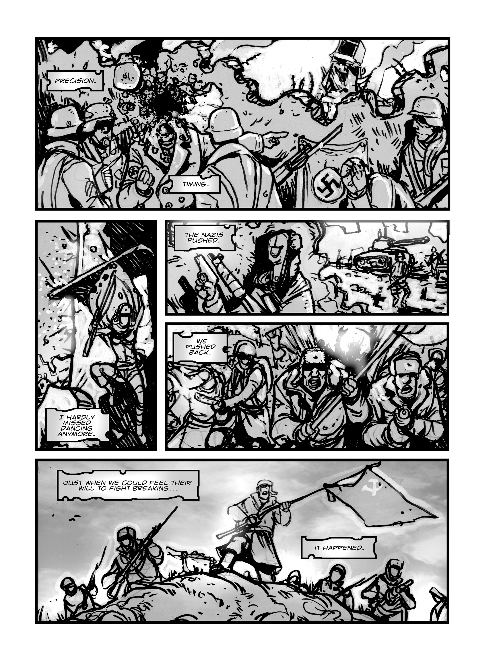 Read online FUBAR comic -  Issue #1 - 79