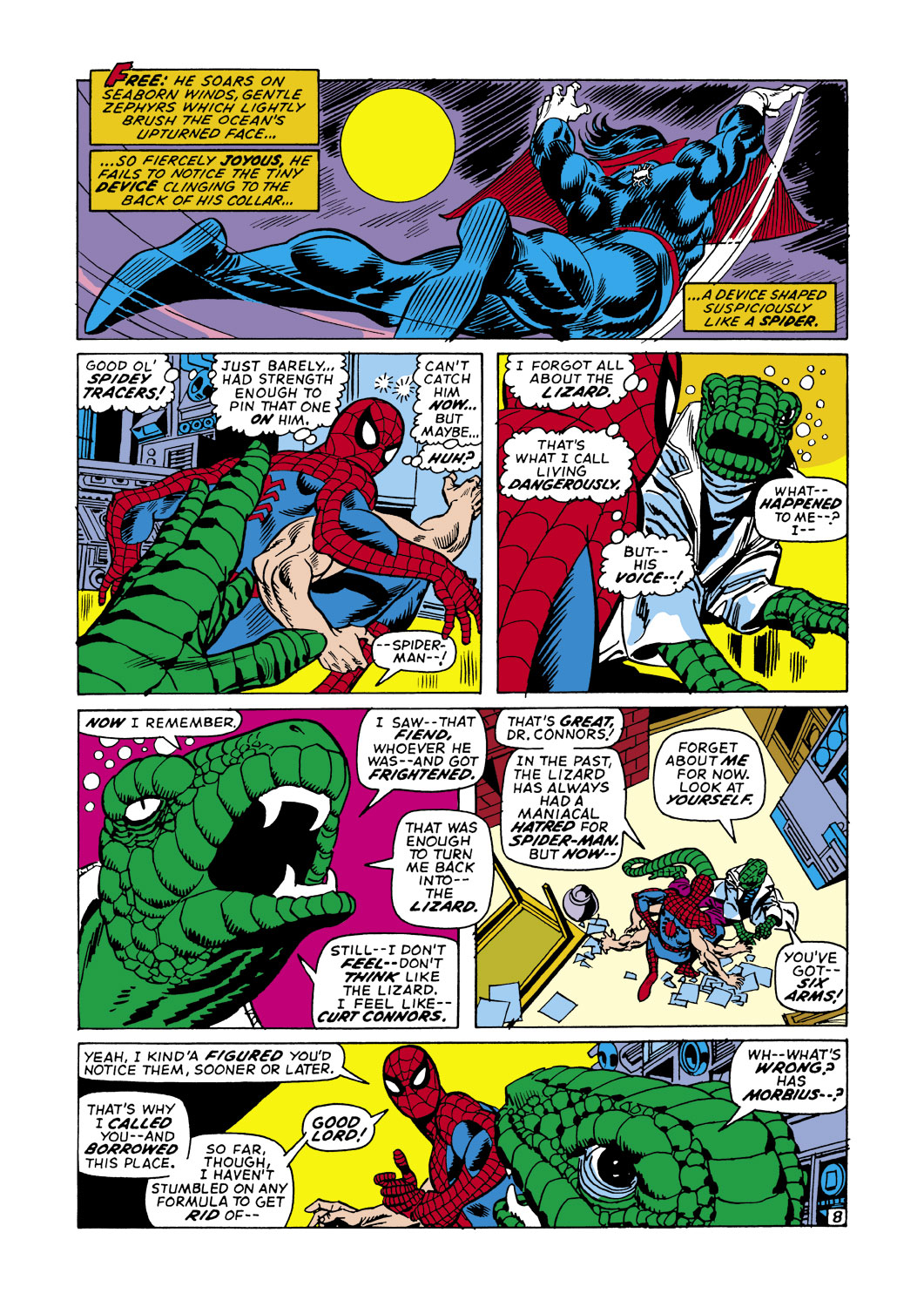 The Amazing Spider-Man (1963) 102 Page 8