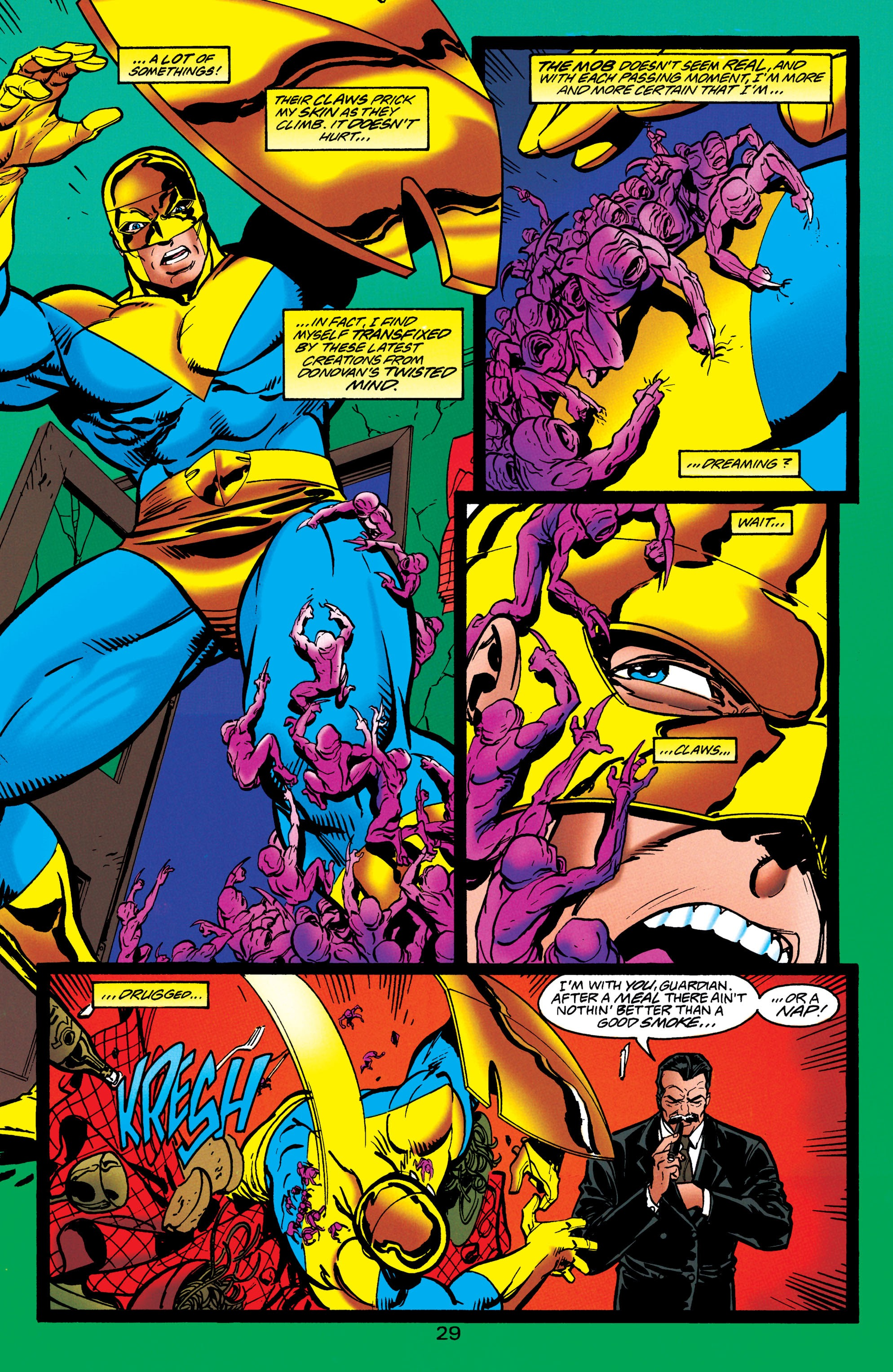 Adventures of Superman (1987) issue 550 - Page 30