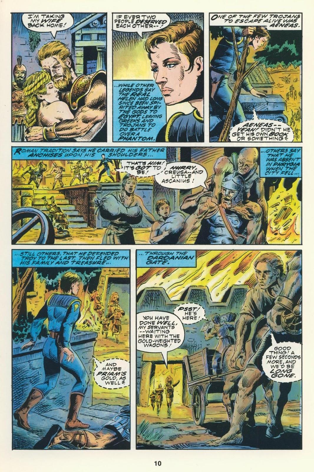 Warhawks issue 4 - Page 12