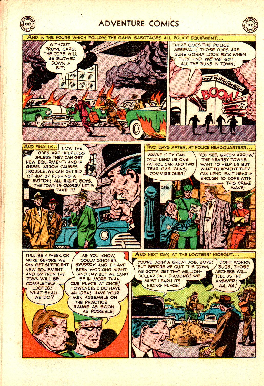 Read online Adventure Comics (1938) comic -  Issue #173 - 36