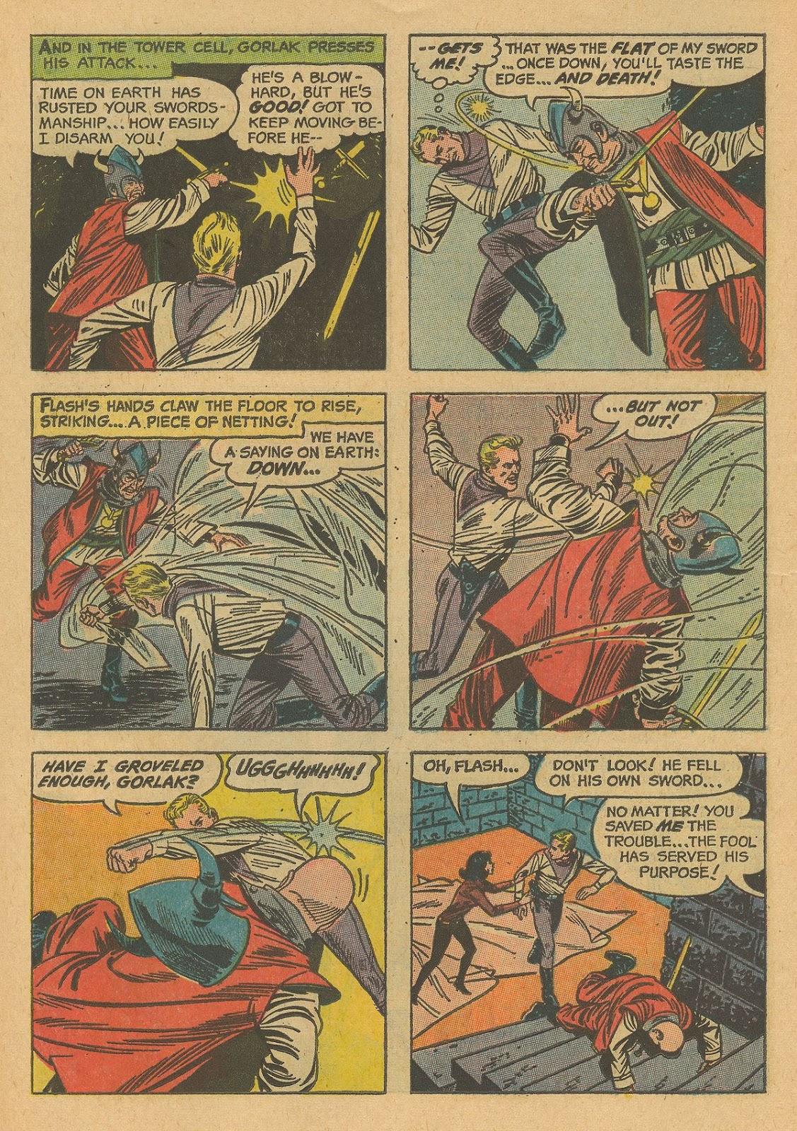 Flash Gordon (1966) issue 2 - Page 14