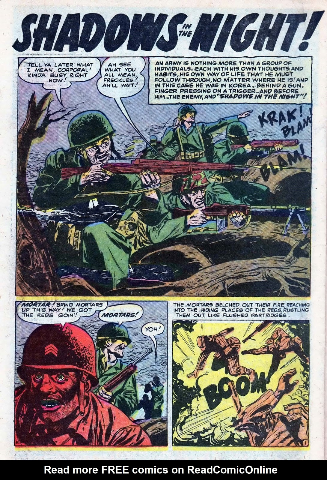Combat (1952) issue 8 - Page 22