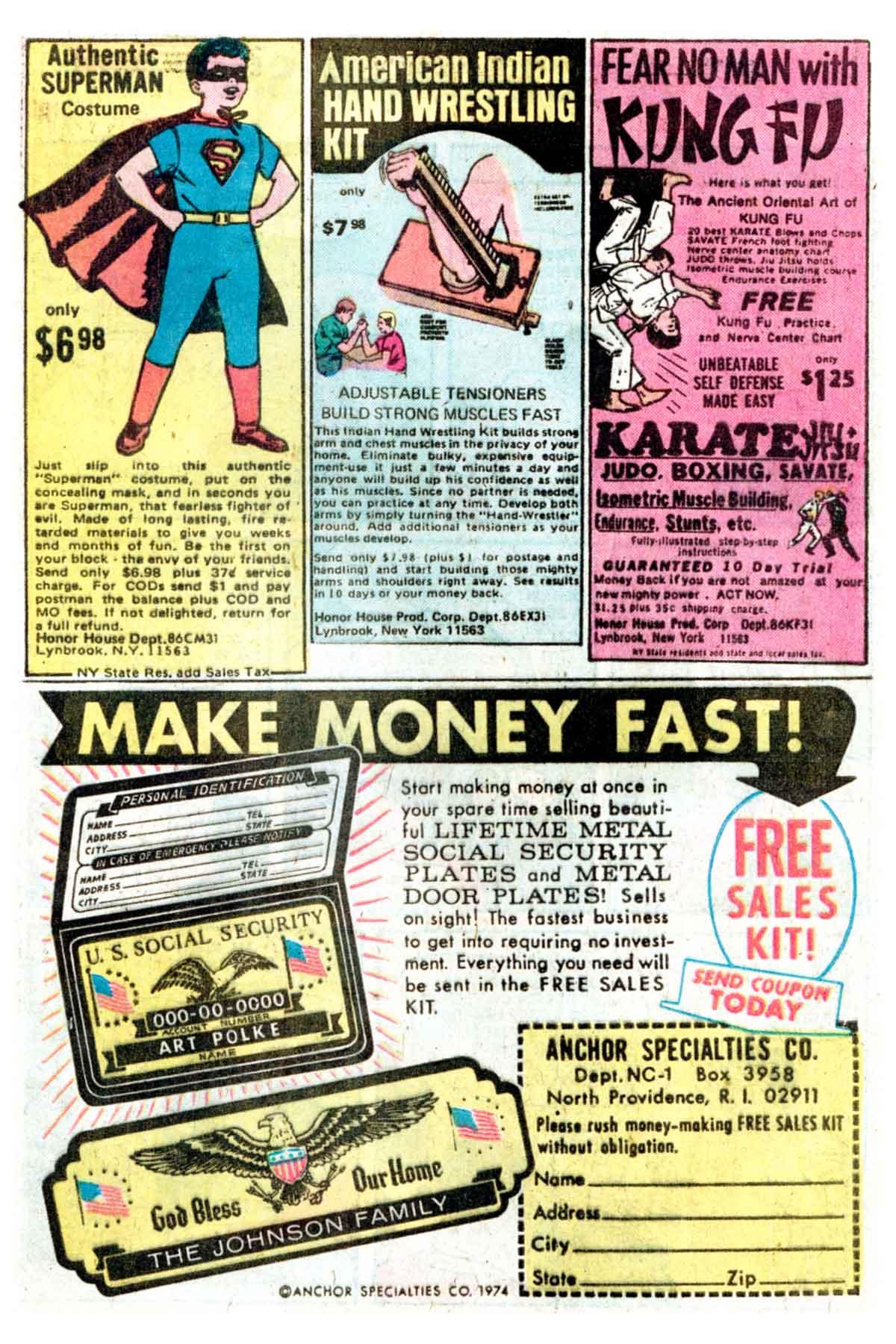 Read online Shazam! (1973) comic -  Issue #15 - 65
