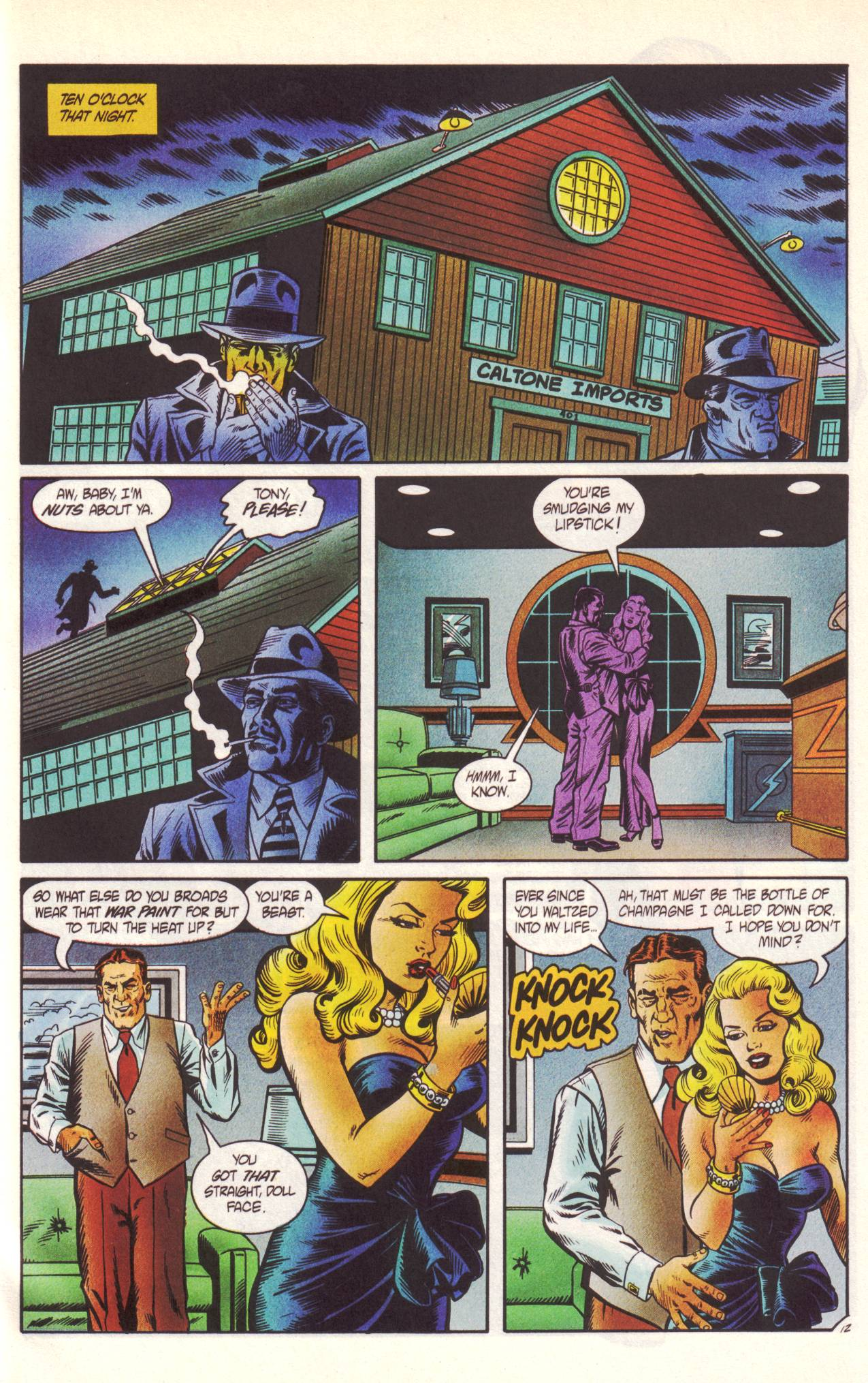Read online Sting of The Green Hornet comic -  Issue #1 - 13