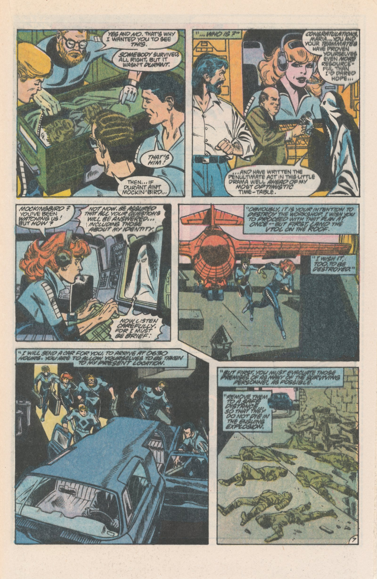 Read online Action Comics (1938) comic -  Issue #628 - 36
