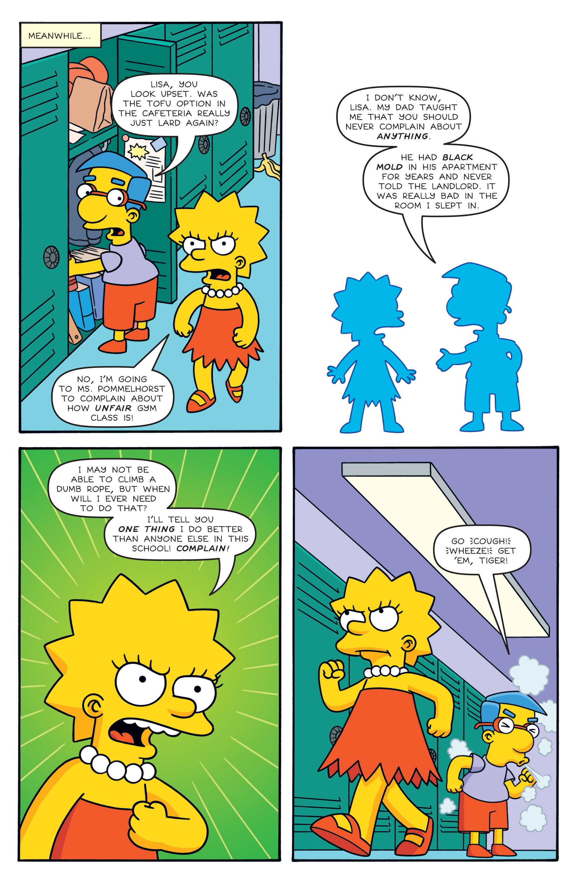 Read online Simpsons Comics comic -  Issue #194 - 8