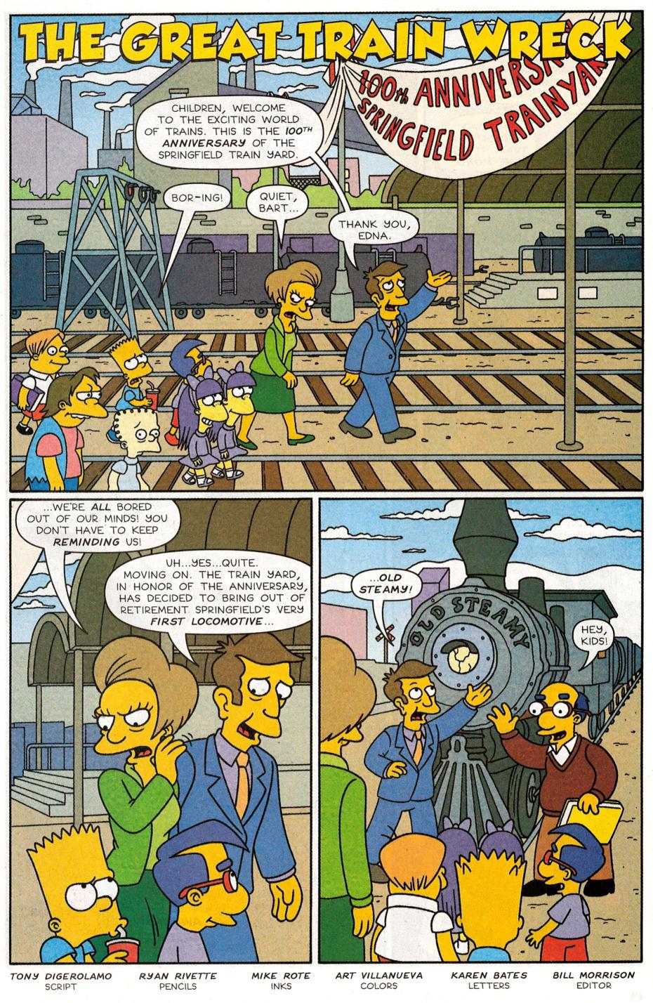 Read online Simpsons Comics Presents Bart Simpson comic -  Issue #30 - 18