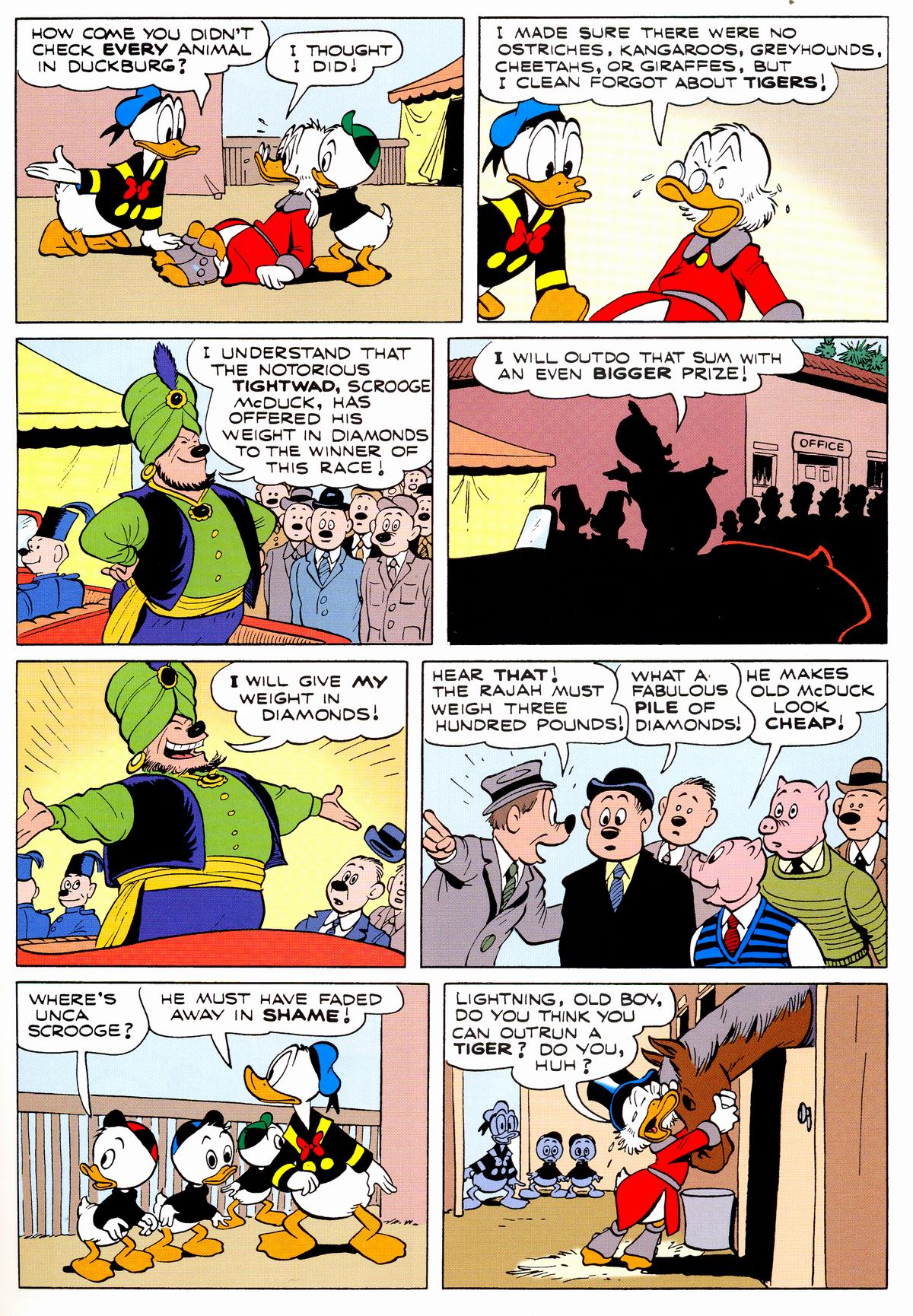 Read online Uncle Scrooge (1953) comic -  Issue #328 - 29