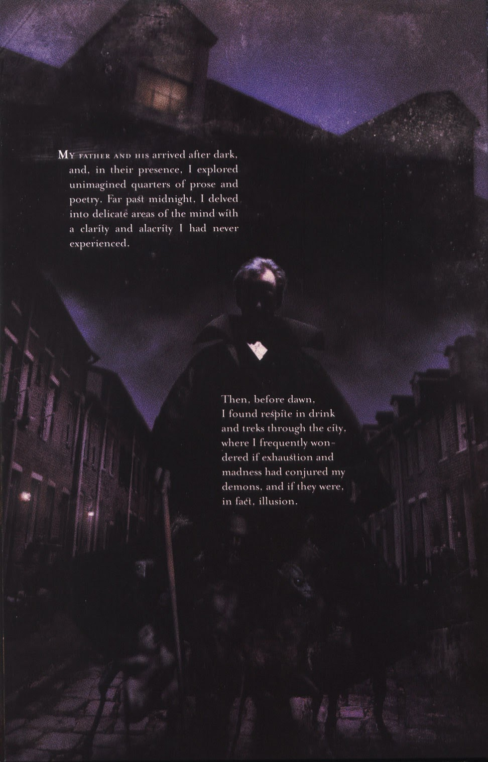Read online In the Shadow of Edgar Allan Poe comic -  Issue # TPB - 22