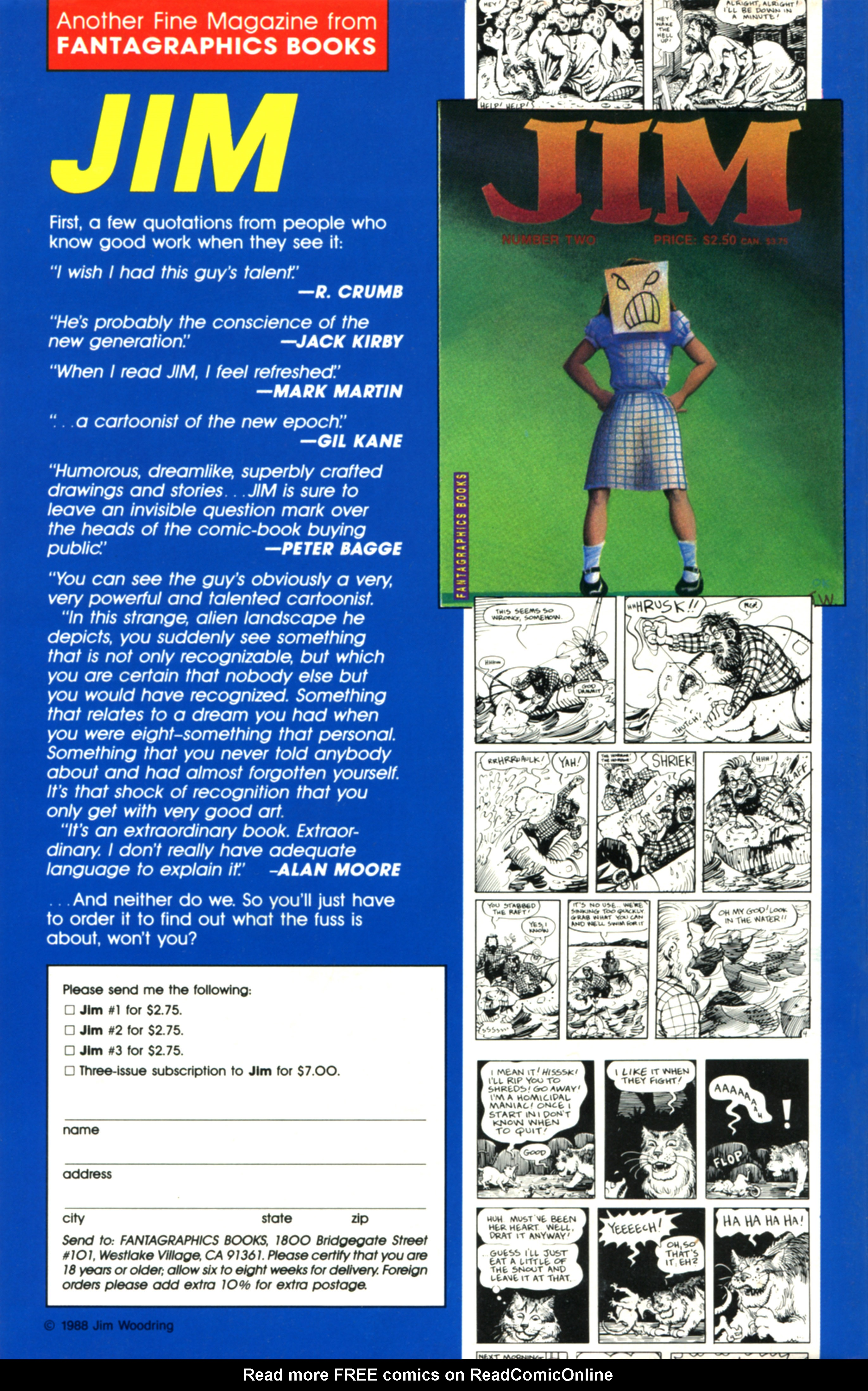 Read online Amazing Heroes comic -  Issue #146 - 43